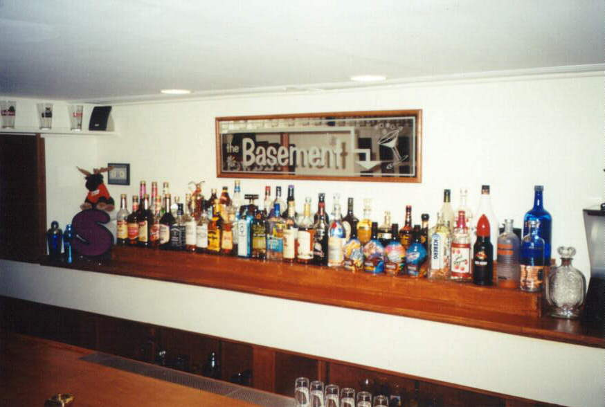 Image Gallery home back bars